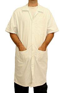 Guarda Pó Branco Uniforme Profissional