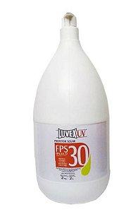 Protetor Solar Luvex UV FPS 30 2L