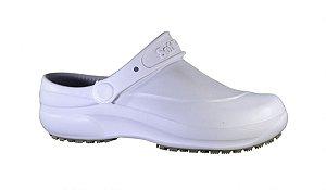 Calçado Branco Babuche tipo Croc Soft Works BB60 CA 27921