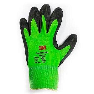 Luva de Nylon Nitrilica Grip Glove 3M CA 30515