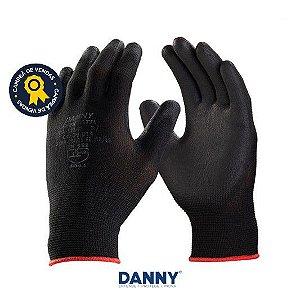 Luva Tricotada em Nylon Flextactil Danny CA 29014