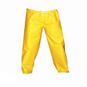 Calça de PVC Amarela CA 37536