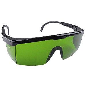 a256d9bb9eaff Oculos Pro Vision Verde Sobrepor CA 6942 - Lojas Ksi - Epi ...