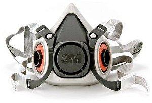 Mascara Semifacial 3M Série 6200 CA 4115 MD