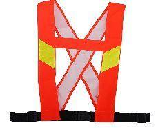 COLETE X LARANJA RFX REFLETIVO VIC1106 U VICSA