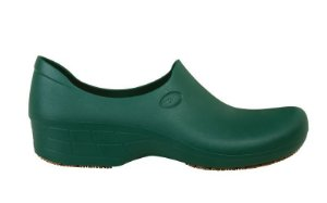 SAPATO OCUPACIONAL STICKY SHOES VERDE 43