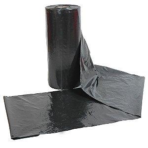 Lona Plastica 4m x 100m Preta  TERREIRO(100 micras)