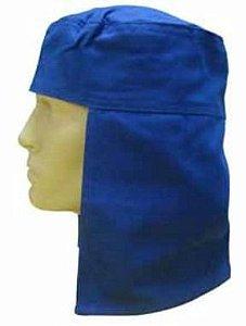 Capuz Touca de Brim Arabe Azul DW CAPUZ/TOUCA DE BRIM ARABE AZUL