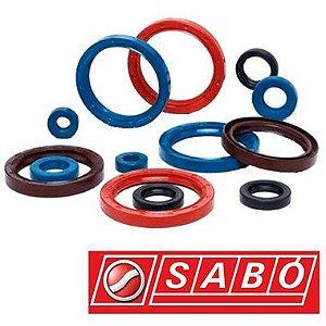 00951 GA 41,3X75,75X6,4 RETENTOR SABO