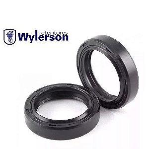 17002-BML 00156-BRO 15,9x28,55x7,0 RETENTOR WYLERSON