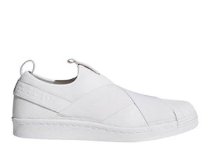 bbae4a6d2 TÊNIS ADIDAS SUPERSTAR SLIP ON - BRANCO