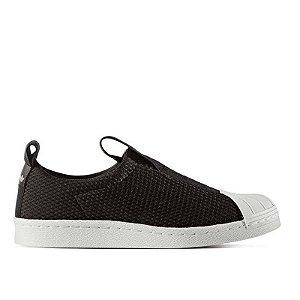 Tênis adidas Superstar Slip-On Preto - Compre agora - Dm Shop Store ... 19f6ffed1d5d4