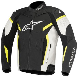 Jaqueta Moto Alpinestars GP Plus R V2 Pt Br Am Couro