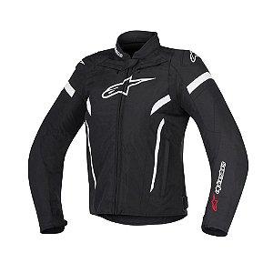 Jaqueta Moto Feminina Alpinestars T-GP Plus R V2 Preta Br