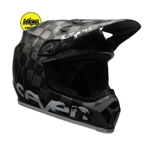 Capacete Moto Bell MX-9 MIPS Seven Checkmate