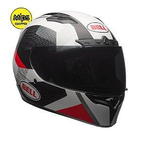 Capacete Moto Bell Qualifier DLX MIPS Accelerator Vermelho