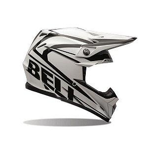 Capacete Moto Bell Moto-9 Tracker Preto