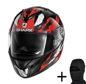 Capacete Moto Shark Ridill Oxyd KRS