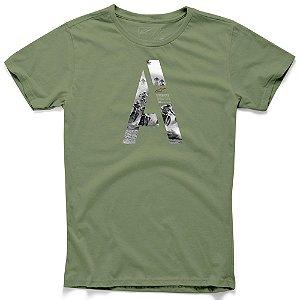 Camiseta Alpianestars Capita Verde