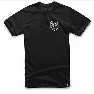 Camiseta Alpinestars Guard Preta