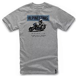 Camiseta Alpinestars Dee Cinza