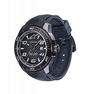 Relógio Alpinestars Tech Preto Silicone