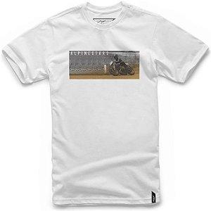 Camiseta Alpinestars RR Branca
