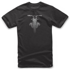 Camiseta Alpinestars Boxed Preta