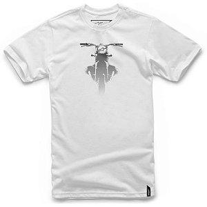 Camiseta Alpinestars Boxed Branca