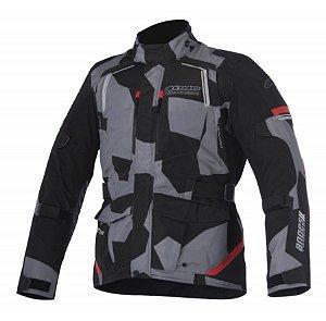 Jaqueta Moto Alpinestars Andes V2 Jacket Pt Vrm Impermeável