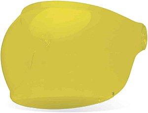 Viseira Bell Bullitt Bubble Amarela