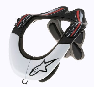 Protetor Cervical Moto Alpinestars BNS Pro Neck Support