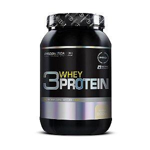 3 Whey Protein - Probiótica