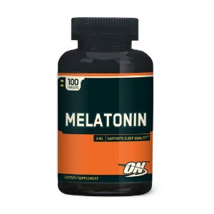 Melatonin 3 mg - Optimum Nutrition