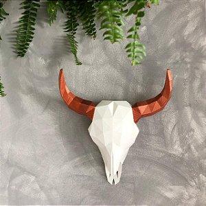 Crânio de vaca