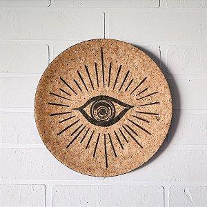 Prato de cortiça - Eye