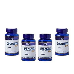 Kit Dolomita 4 unidades - Artrite, Artrose, Bursite Tratamento Eficaz