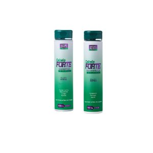 Shampoo Detox e Reconstrutor - Cabelo Forte