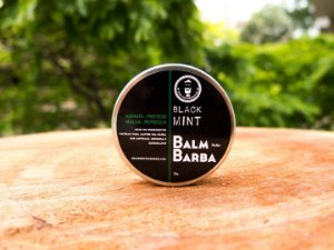 Black Mint Beard Balm – Balm para barba 15g