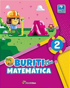 Buriti Plus - Matemática 2º Ano - 1ª Edição