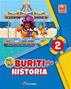 Buriti Plus - História 2º Ano - 1ª Edição