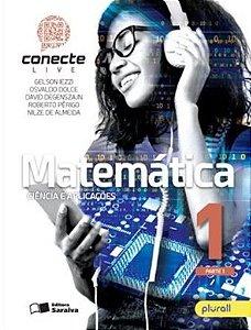 Conecte Live Matemática - Volume 1 - 3ª Edição