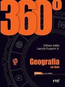 360º Geografia em Rede - Parte I, II e III - Volume Único