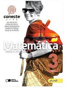 Conecte Live Matemática - Volume 3