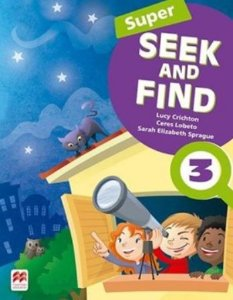 Super SEEK and FIND 3º Ano