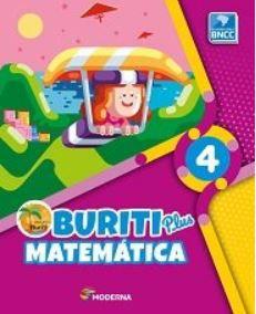 Buriti Plus - Matemática 4º Ano