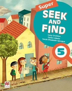 Super SEEK and FIND 5º Ano