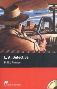 L.A. Detective - Audio CD Included
