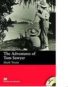 The Adventures Of Tom Sawyer - Audio CD Included