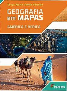 Geografia em Mapas - América e África